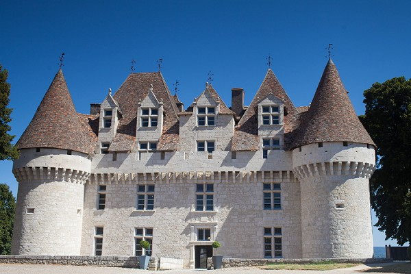 Chateau de Monbazillac Wedding