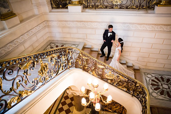 Grand Paris Wedding