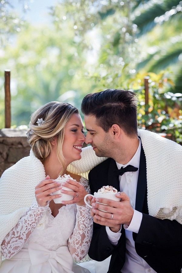 Hot Chocolate Wedding
