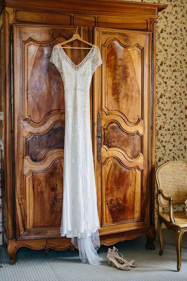 Jenny Packham Wedding Gown