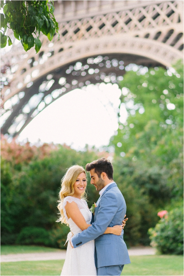 Paris weddings | Image by Maya Maréchal Photography