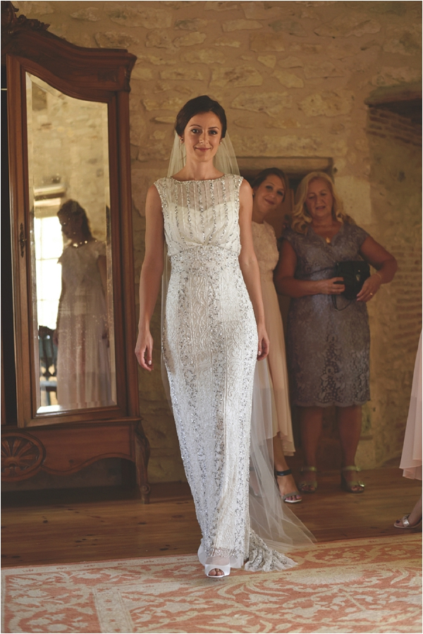Phase Eight wedding dress| Image by Awardweddings