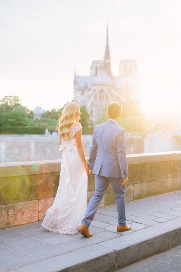 Plan a Paris wedding | Image by Maya Maréchal Photography