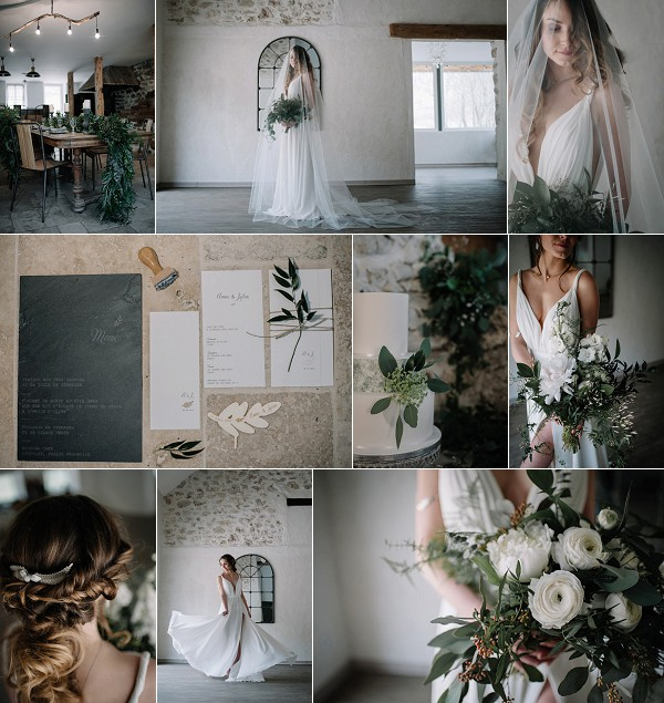 Winter Wedding Inspiration Styled Shoot Snapshot