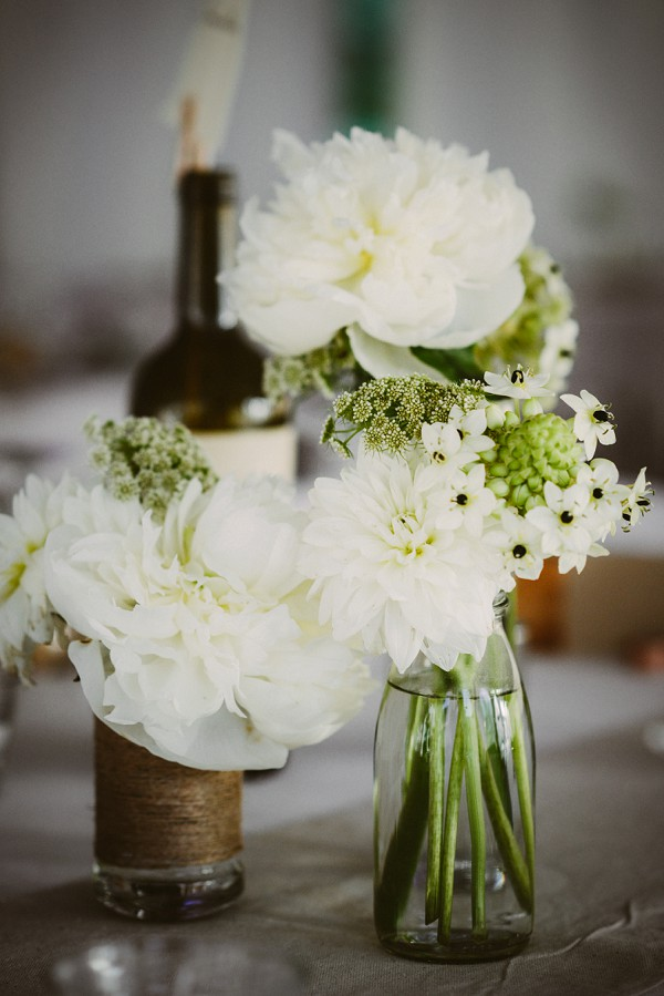 elegant wedding details