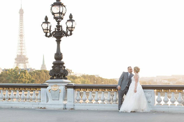 elopement ideas Paris
