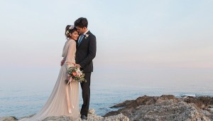 french riviera wedding