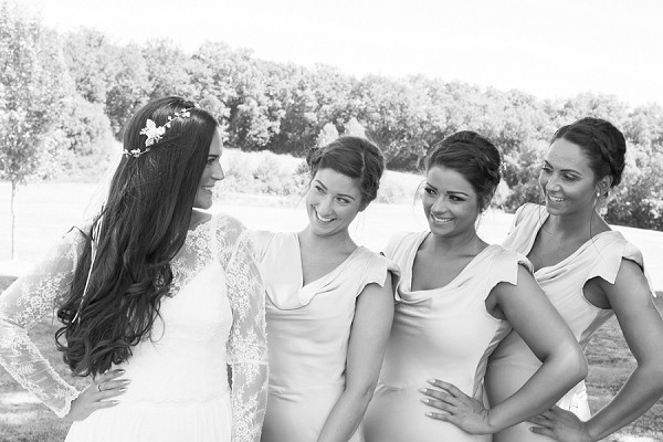 ghost bridesmaid dresses