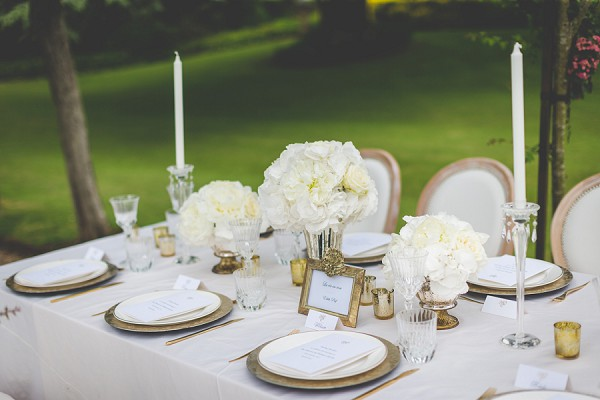 gold frame table names
