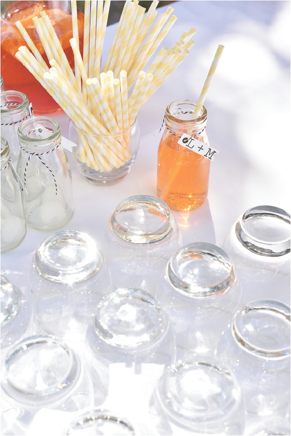 refreshing wedding drink ideas | Image by Awardweddings