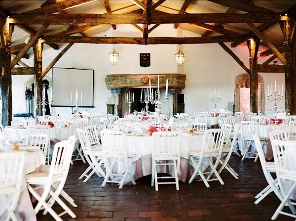 rustic chateau wedding