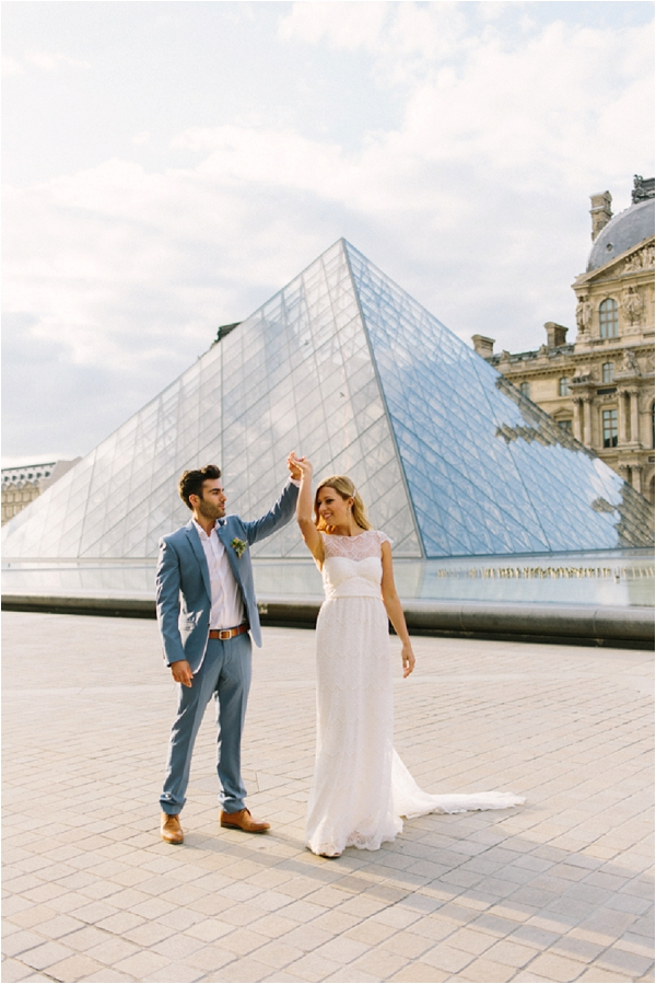 wedding planning in Paris | Image by Maya Maréchal Photography