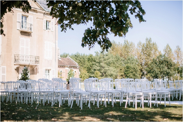 French wedding Chateau ceremony | Image by Ian Holmes Photography