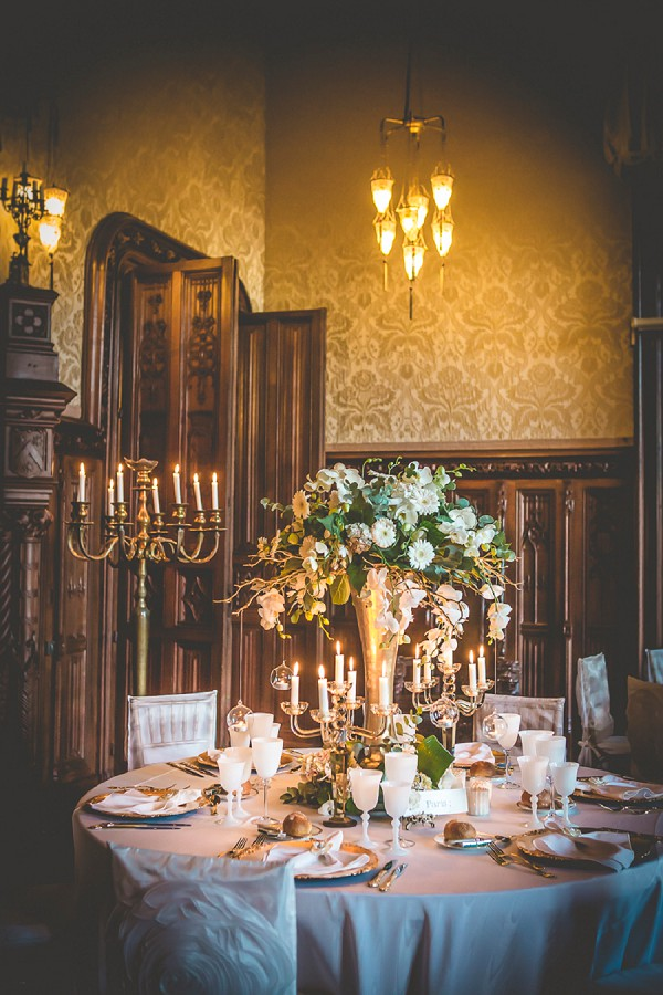 Luxury french wedding