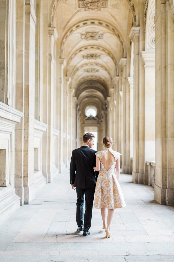 elegant Paris wedding photographer