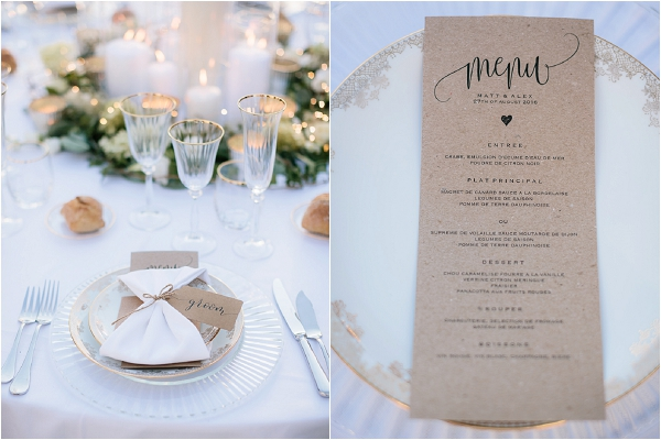 simple elegant wedding day ideas | Image by Ian Holmes Photography