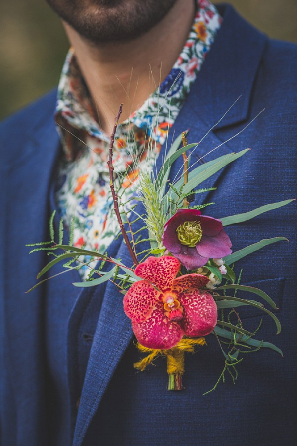 unique buttonhole