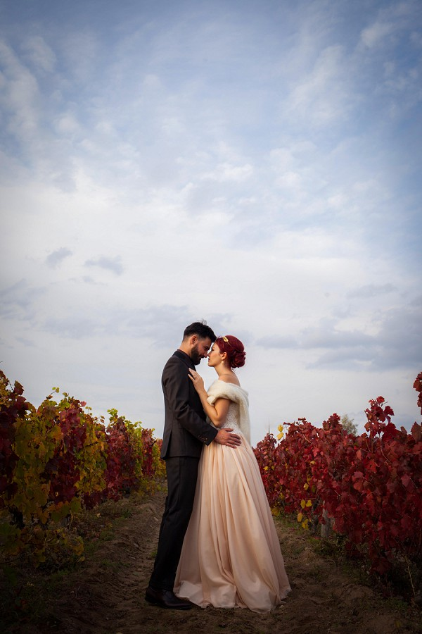 Autumn Wedding Portraits