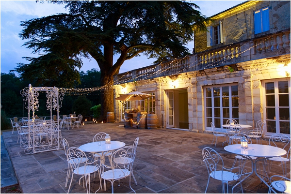 Award winning wedding venue France