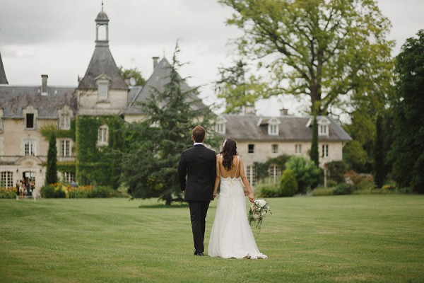Chateau Le Mas de Montet Real Wedding