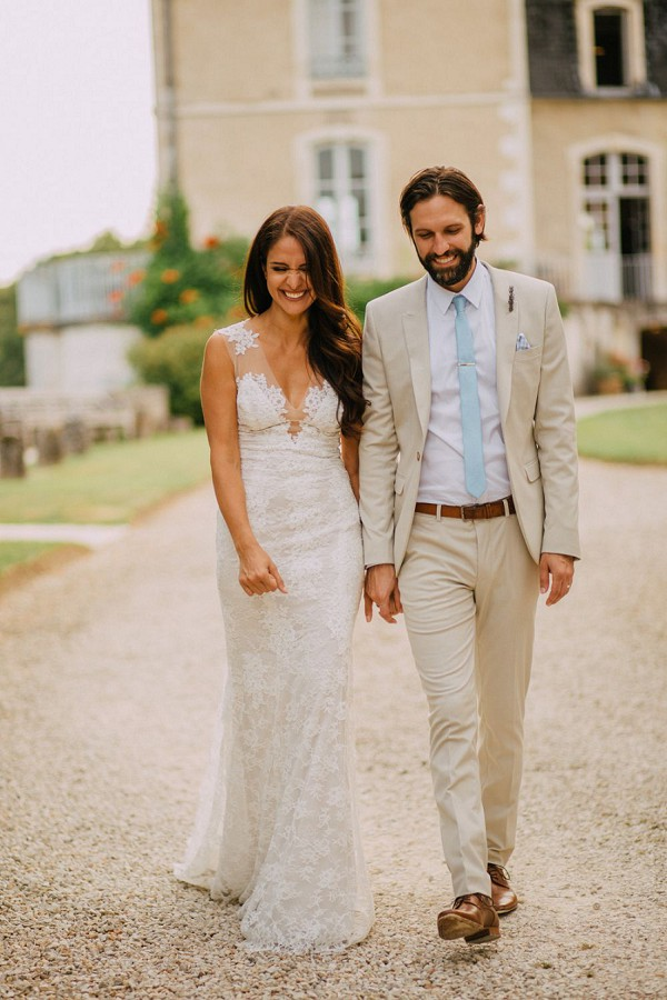 Chateau de Mailly Real Wedding