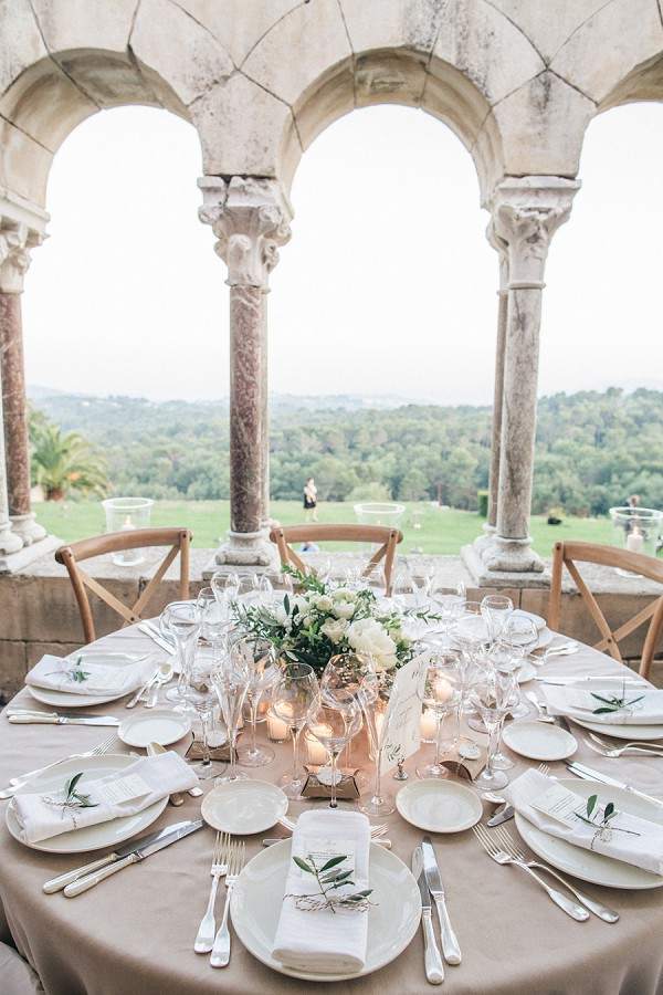 Chic Rustic Wedding Provence