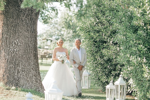 Countryside French Wedding