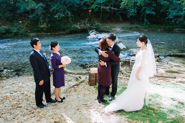 Provence Inspired Real Wedding