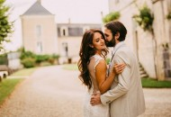 Romantic Chateau de Mailly Real Wedding