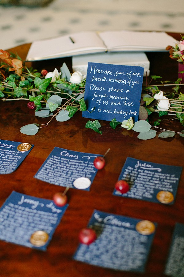 Sweet Memory Idea Wedding