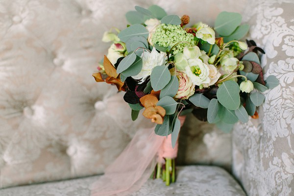 eucalyptus leaves bouquet