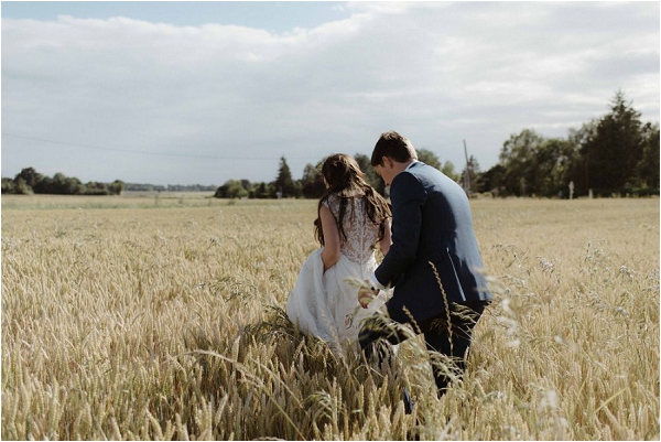 rural France wedding | Image by Bianco Photography