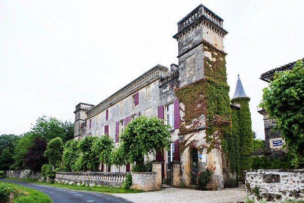 Chateau Sentout Wedding