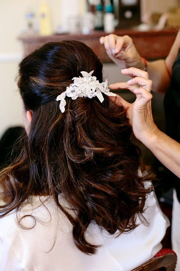 Chic hair piece
