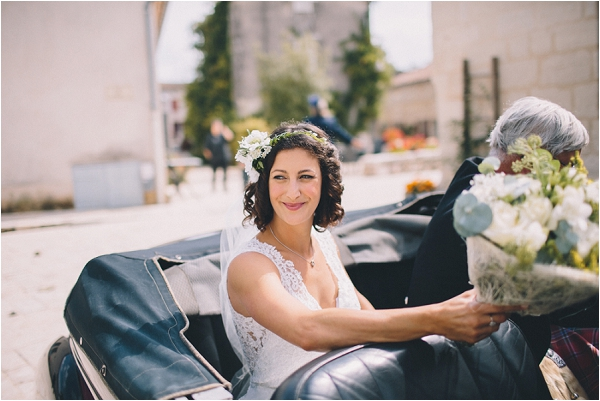 Enchanting Rural France Wedding Photography, image by Blondie Photography