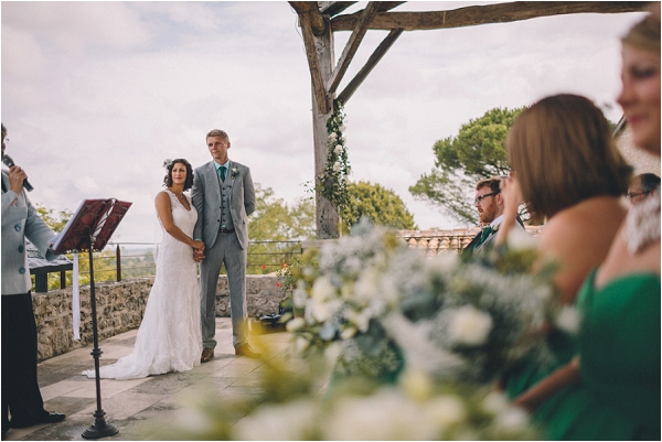 Enchanting Rural France Wedding, image by Blondie Photography