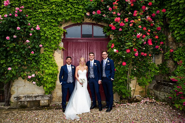 French Chateau Garden Wedding