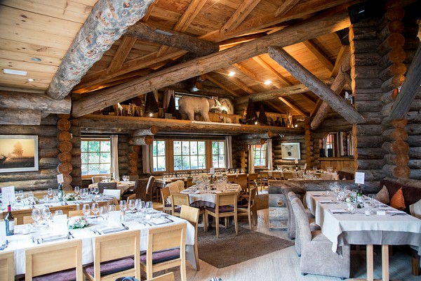 La Cabane Wedding Reception
