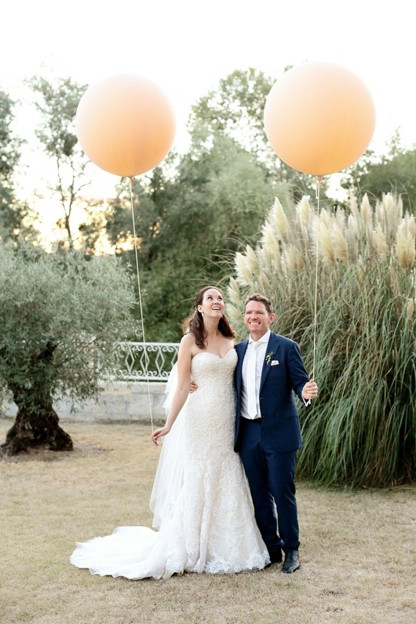Large Wedding Balloon