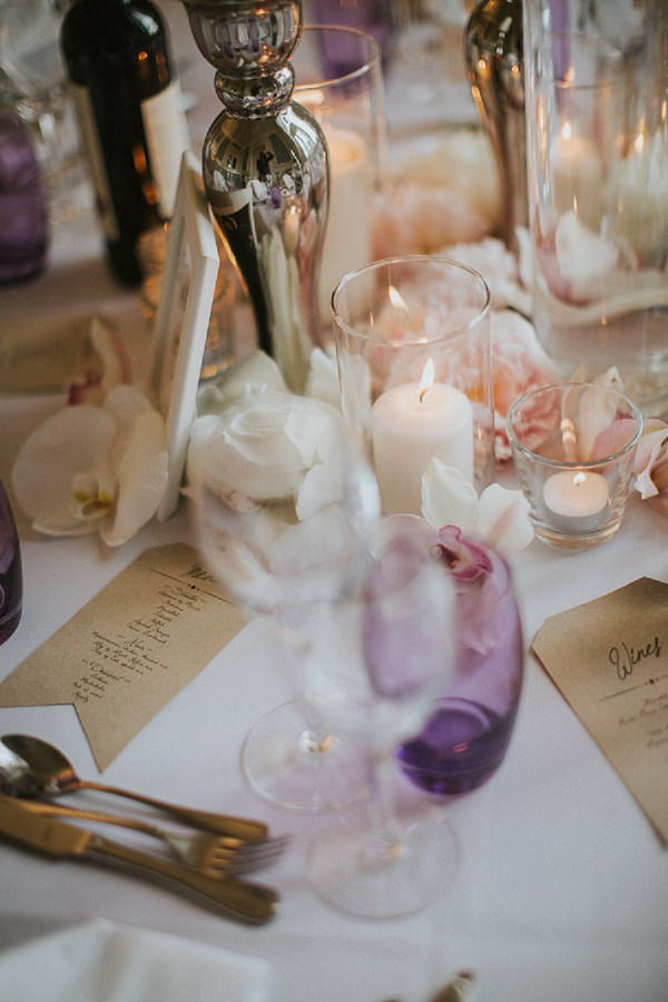 Pretty Pastel Table Decor