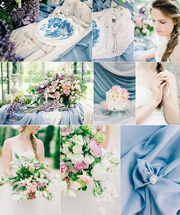 Provencal Countryside Wedding Inspired Shoot Snapshot