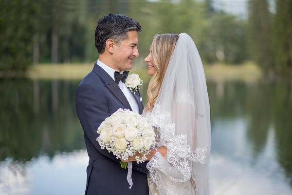 Romantic Chamonix Wedding