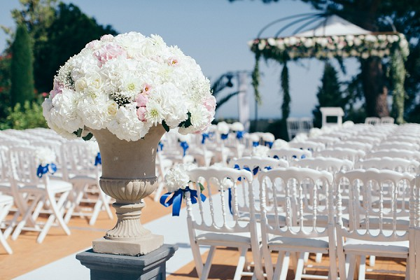luxury wedding flowers