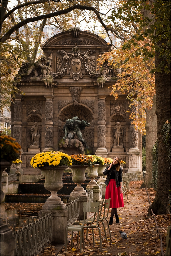 personal photoshoot in Paris | Image by Shantha Delaunay