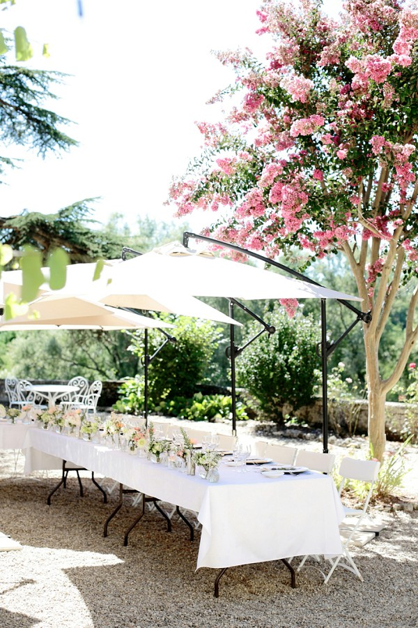 pretty Bordeaux Wedding