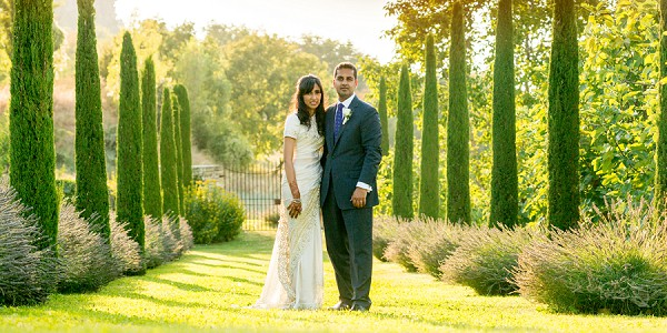 Indian wedding in Provence