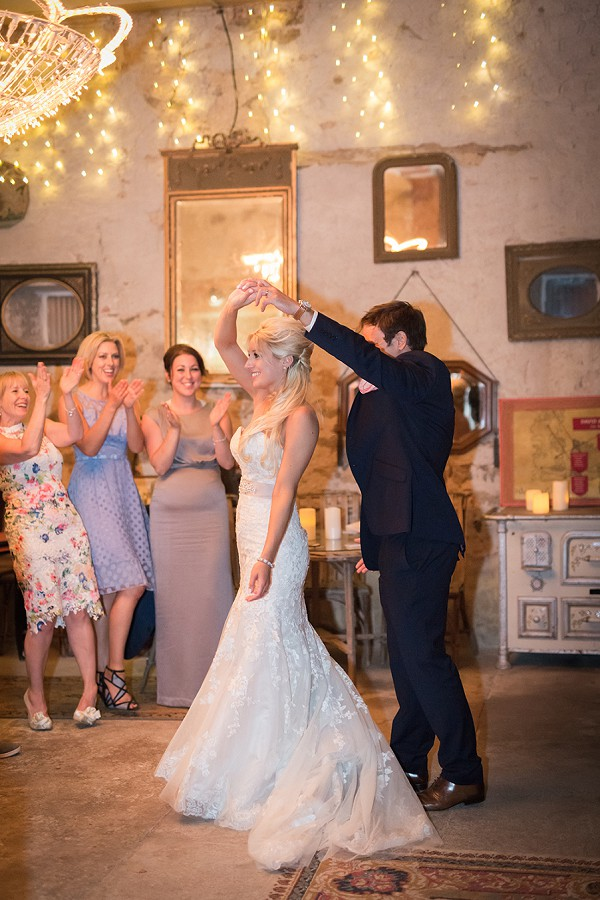 Fairy Lights First Dance