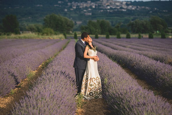 Lavender inspired wedding