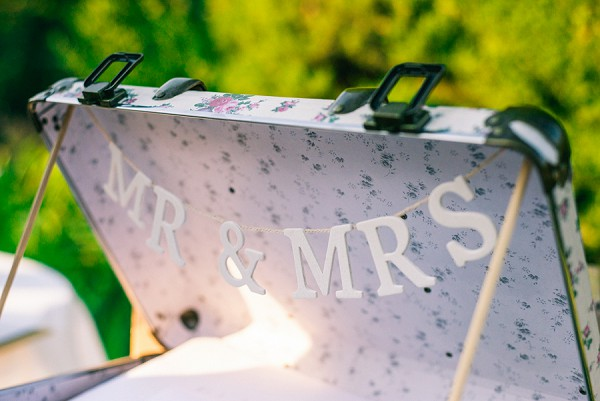 Mr and Mrs Suitcase