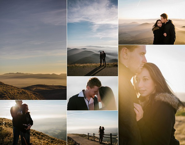 Picturesque French Countryside Engagement Shoot Snapshot